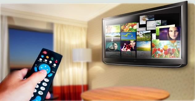 Организация систем гостиничного ТВ